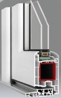 2-luft fönsterdörr DREH/DREH-KIPP, 18x21